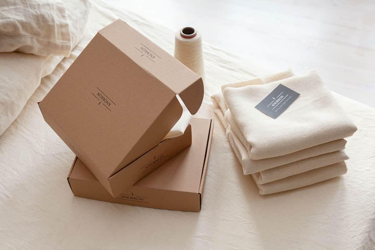 Ethically produced fabrics