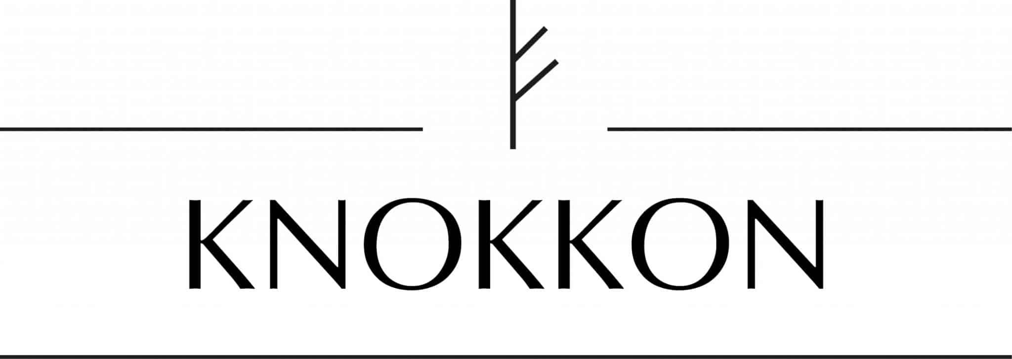 Knokkon ekologiset kankaat logo