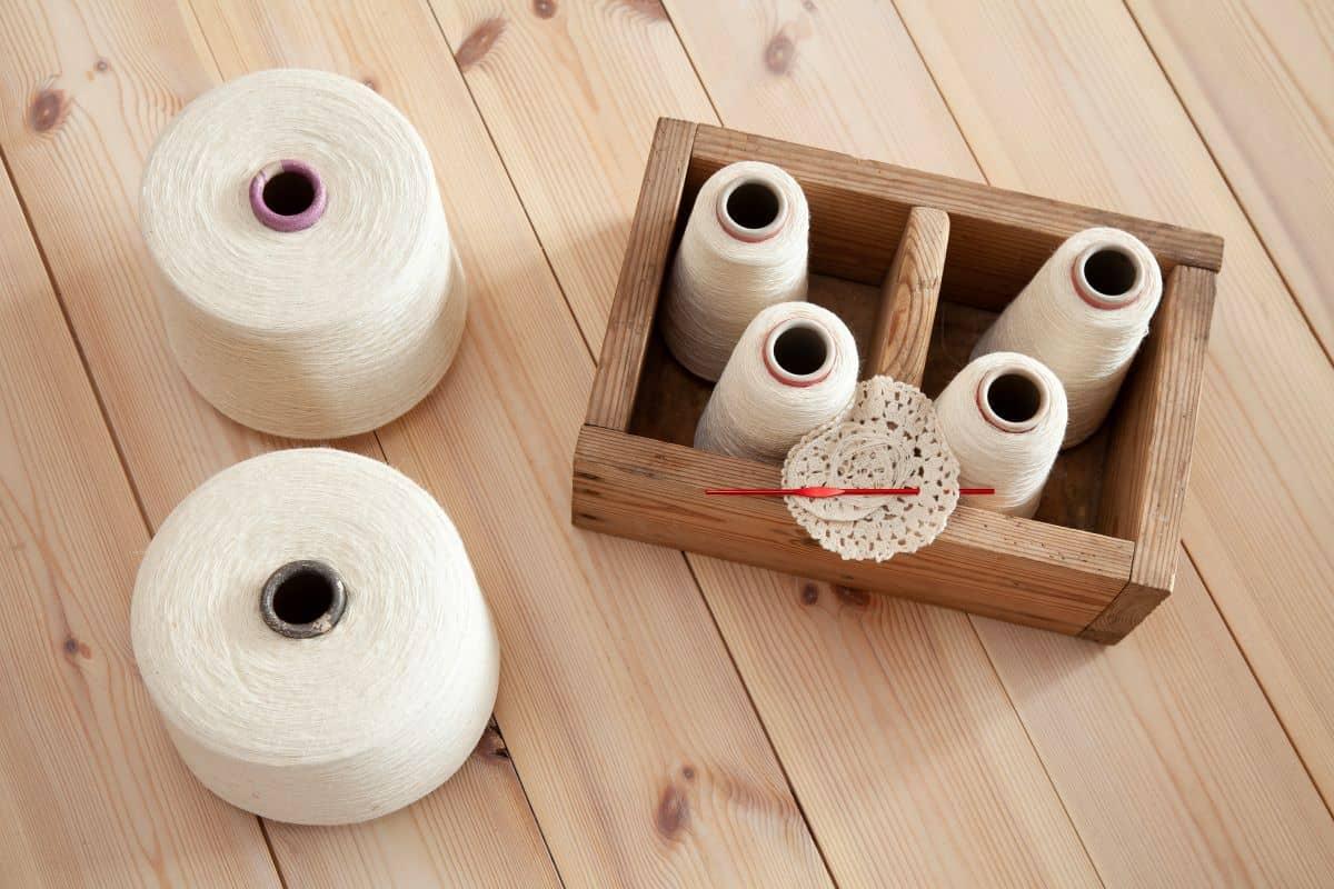 Nokkosesta ekologisia tekstiilejä