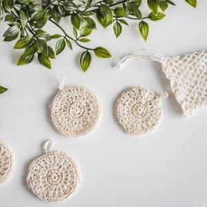 Knokkon reusable cotton pads