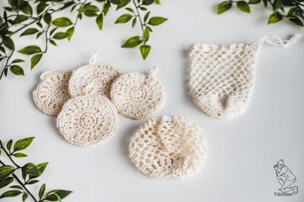 Knokkon crocheted bag