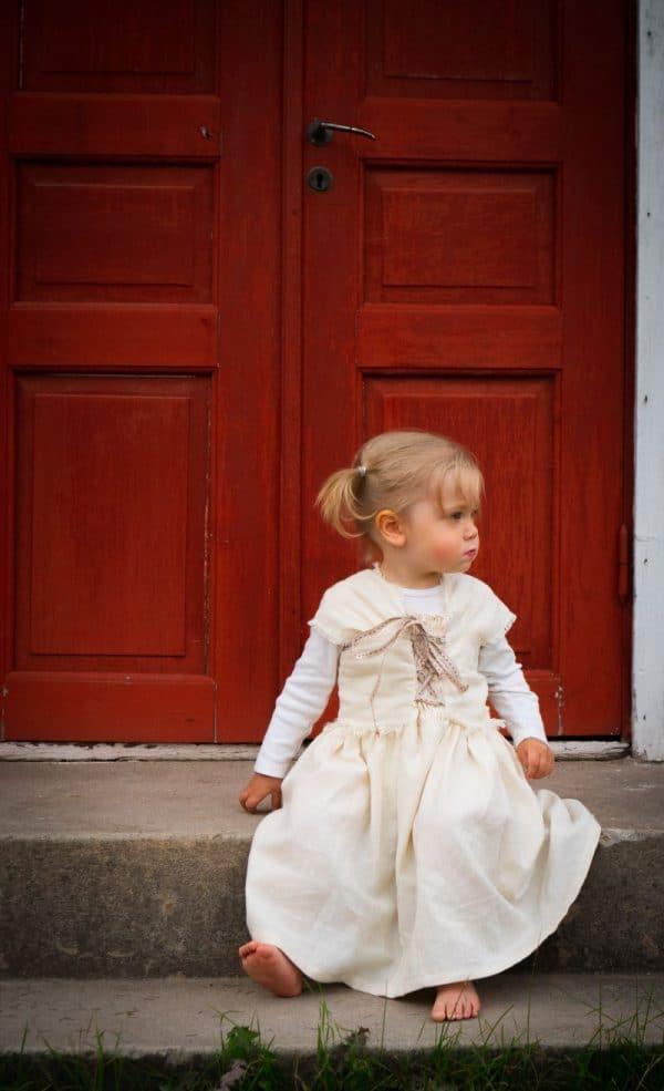 Knokkon dress for children