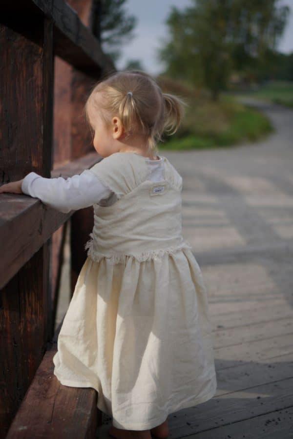 Knokkon children dress
