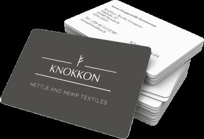 Knokkon-käyntikortti